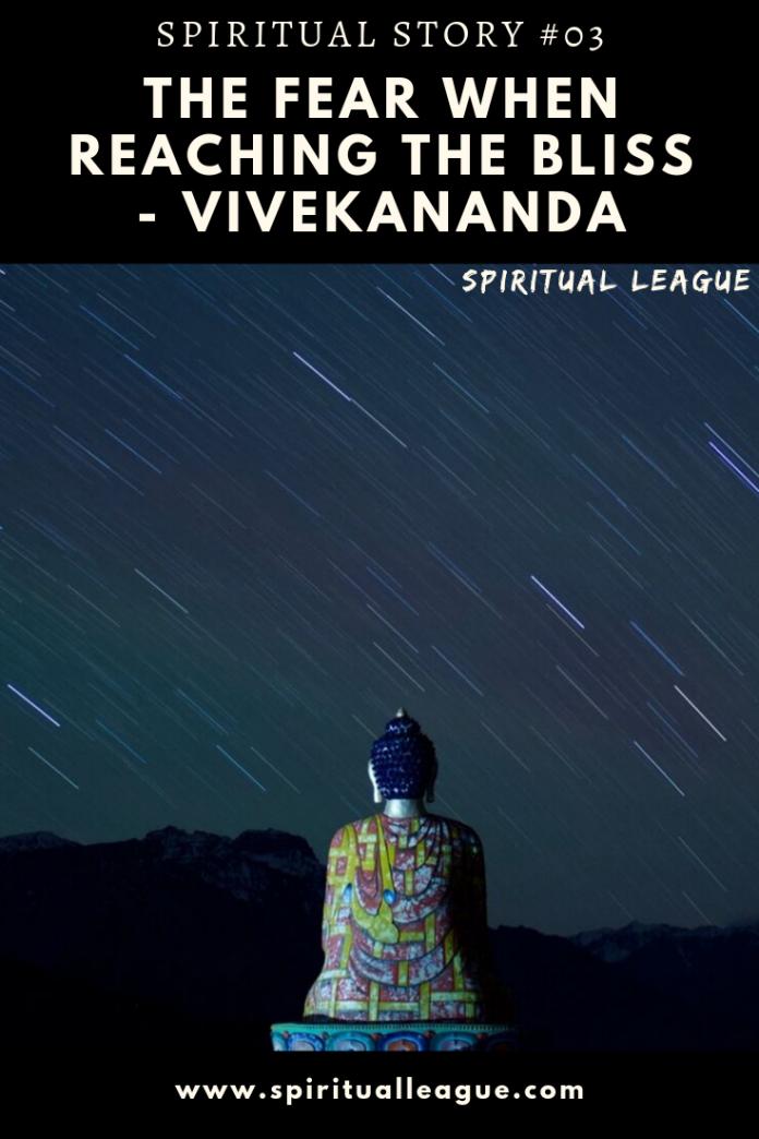 vivekananda story about fear enlightenment