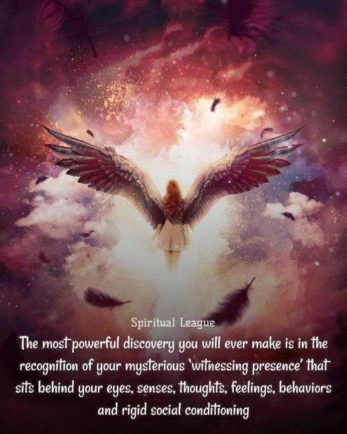 witnessing presence