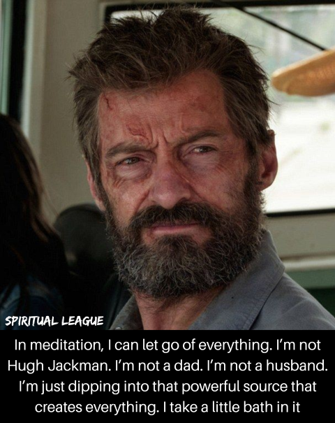Hugh Jackman Spirituality