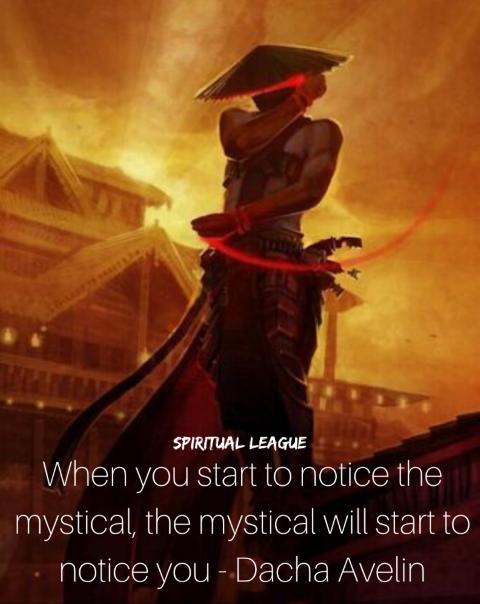 Mystic quotes